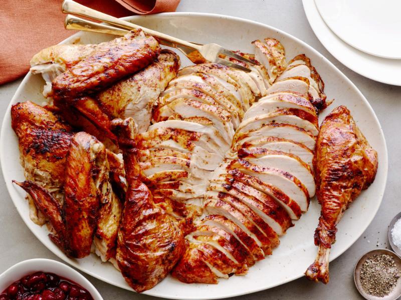 Turkey cut