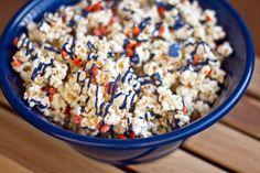 bronco popcorn