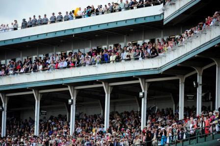 Derby Crowd
