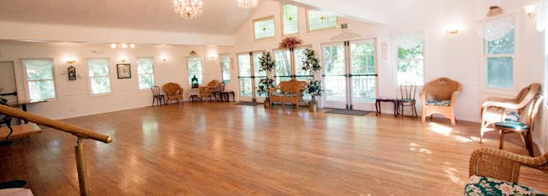 Moriningside Manor- indoors