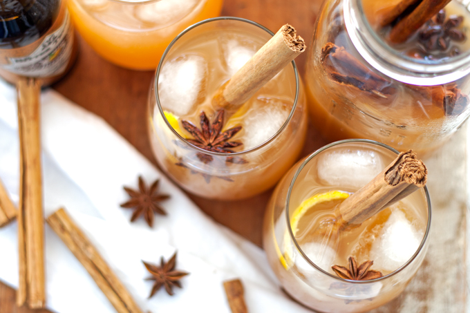 Spiced Cocktails