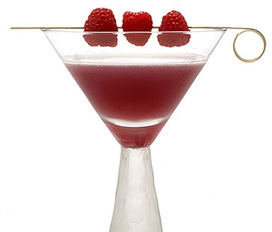 Romantic V Day Martini