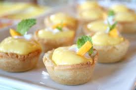 Mini Lemon Pies