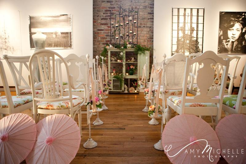 Pink Wedding, Art Network