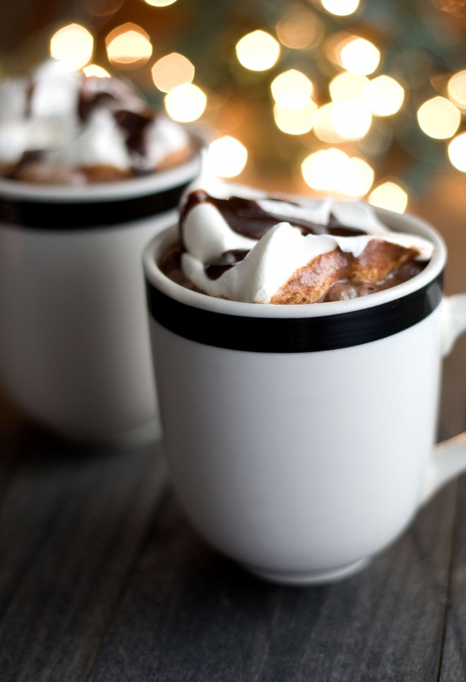 Holiday Hot Choco