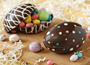 Choco Easter Egg