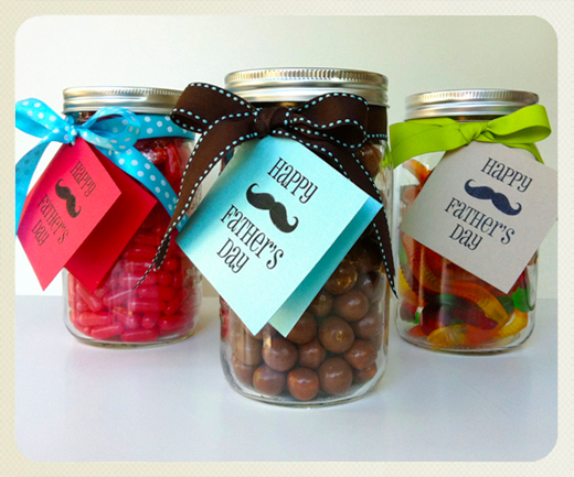 fathers_day Candy Jar