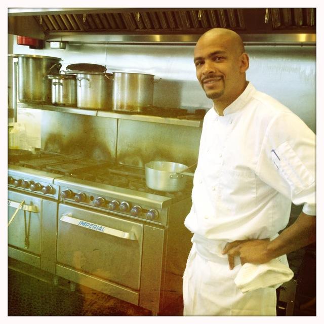 Chef Drew