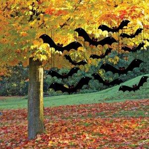 halloween tree bats