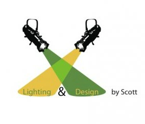 Lighting and Design by Scott LOGO