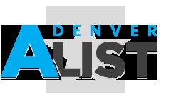 A list logo
