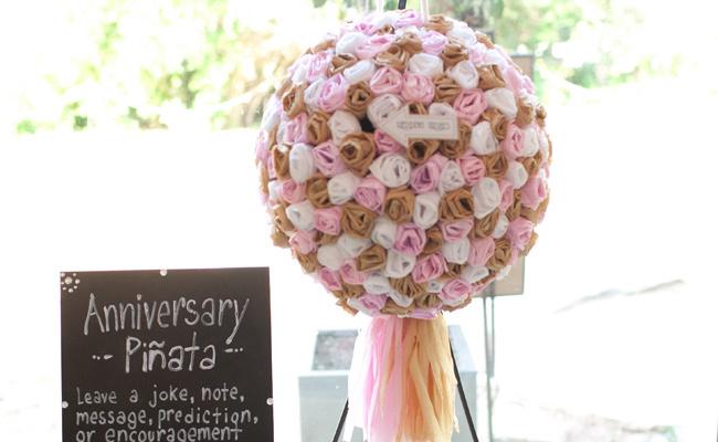 Anniversary Piñata