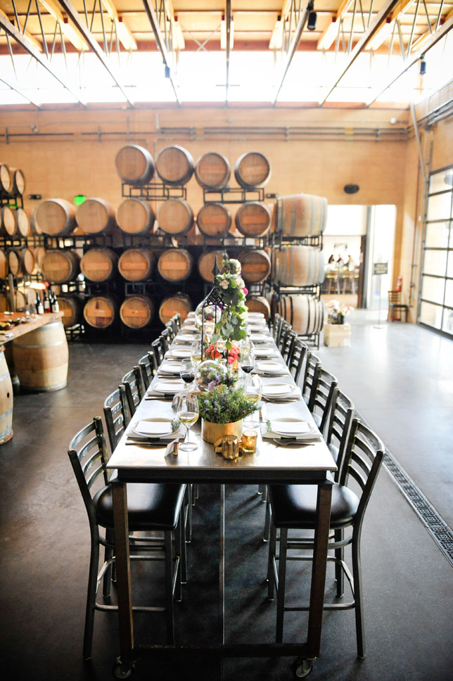 Wine cellar - Solterra