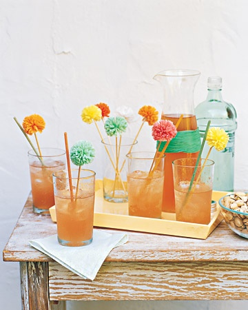 Iced Tea Station
