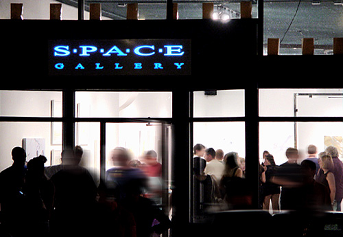 Space Gallery