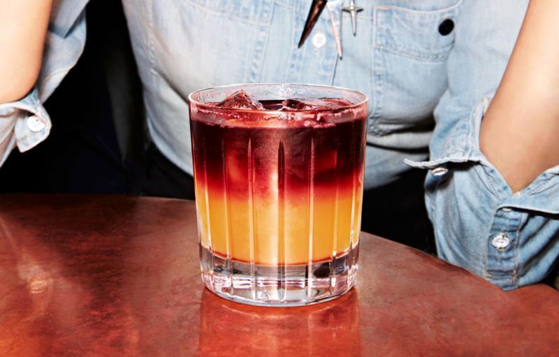 NY Sour Whiskey