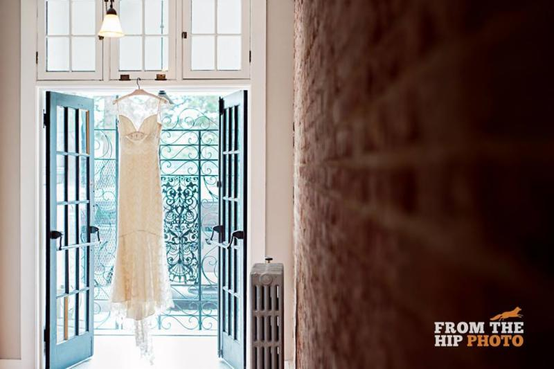 FTH Wedding Dress