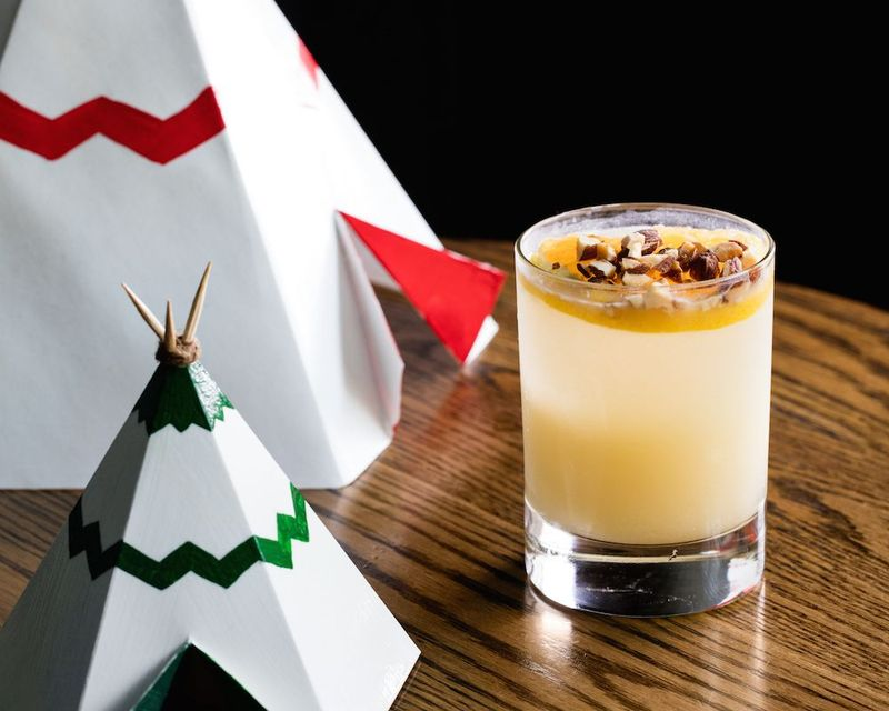 Themed drink