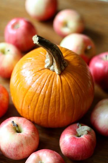 pumpkin w Apple
