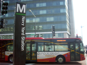 New Circulator Route to Union Station