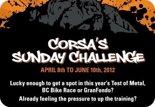 Sunday Challenge