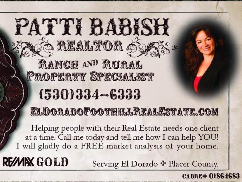 Patti Babish business card