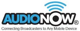 AudioNow logo