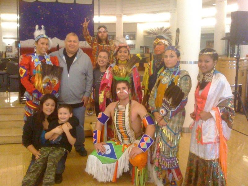 Nike Native Heritage Month 2012