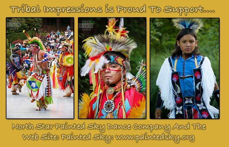 Tribal Impressions Donate