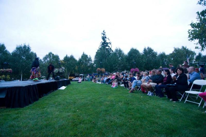 Audience 2013 Showcase
