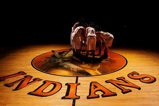 Basket Ball INDIANS