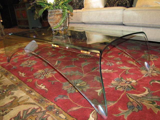 Genio Coffee Table Designed By Fiam.