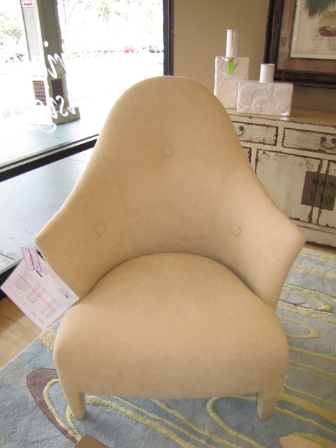 Donghia Ghost Chair In Champagne. We Have Two.