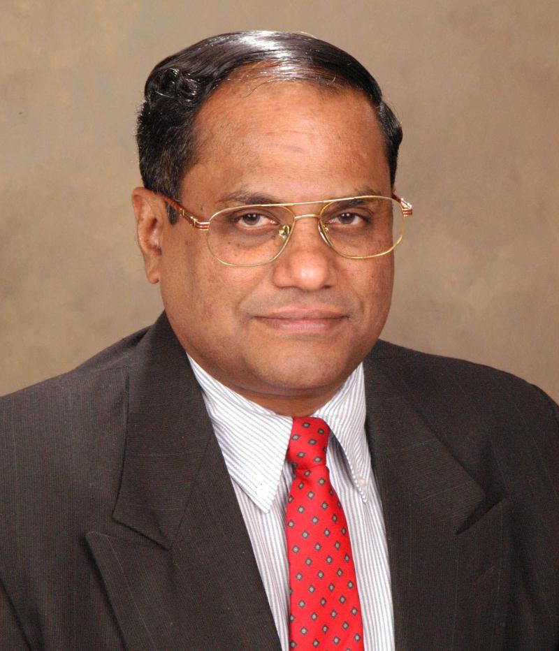 GOPIO Founder President Dr. Thomas Abraham