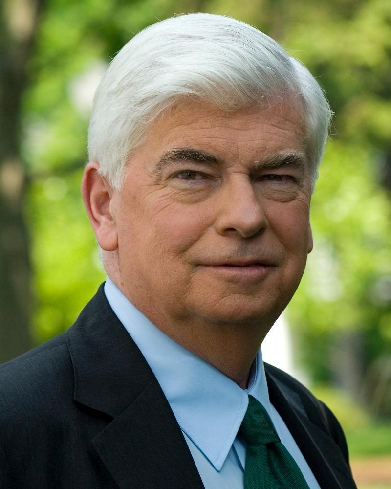 Senator Christopher Dodd (D, Connecticut)