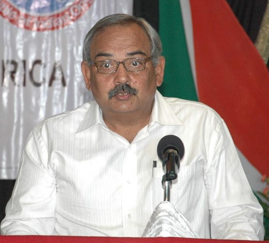 GOPIO-Durban Launch - MOIA Secretary Rajiv Mehrishi Speaking
