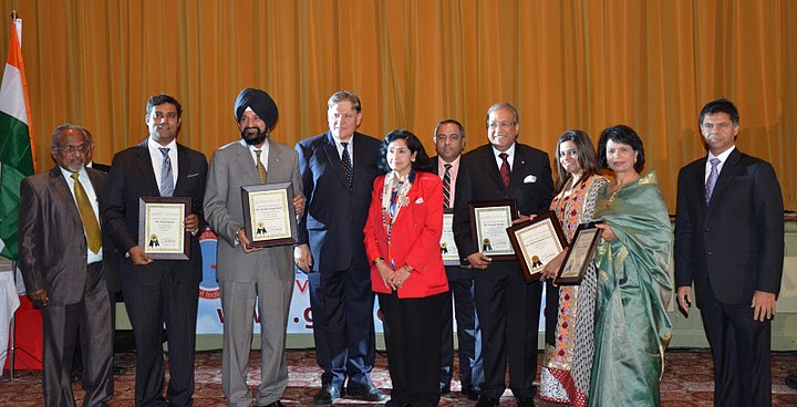 GOPIO Canada National Convention - Recognition to Achivers