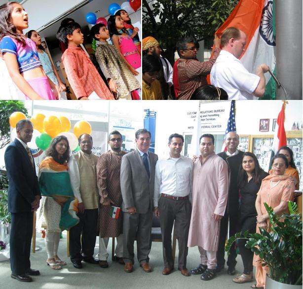 GOPIO-CT Independence Day Celebration in Stamford
