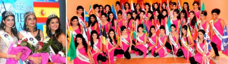 Miss India Worldwide 2014 - Contestants and Winners