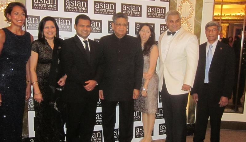 Asian Who's Who 2011 Recipients