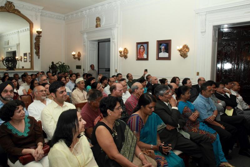 GOPIO Washington DC organized poetry recital