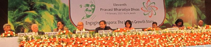 PBD 2013 Session on Diaspora and Heritage