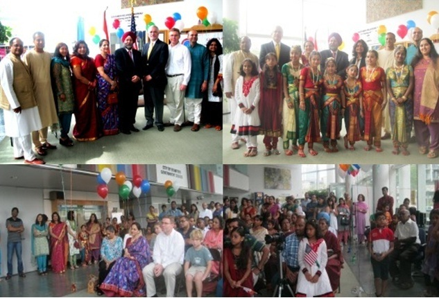 INdependence Day Celebrations in Stamford, August 18, 2012