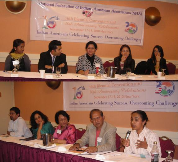 NFIA Conference Sessions on Youth and Community Services