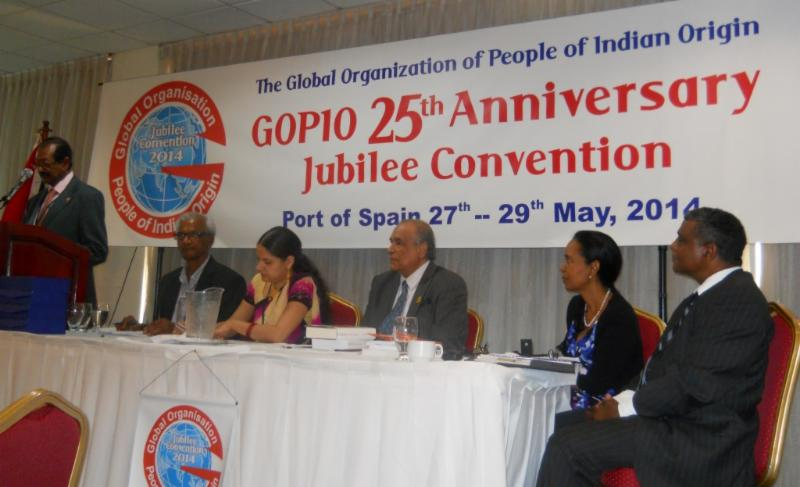 Multi-Cultural Diversity & Inter-Ethnic Cooperation in the Indian Diaspora