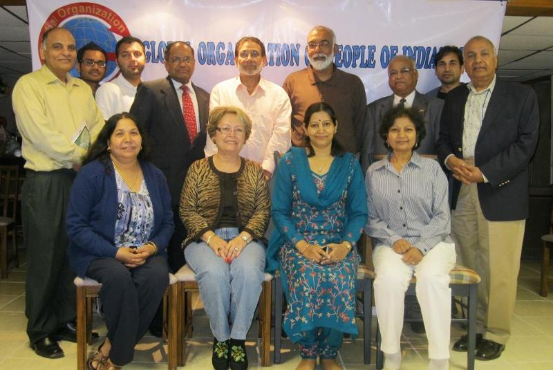 Participants at GOPIO-Trenton/Princeton Planning Meeting
