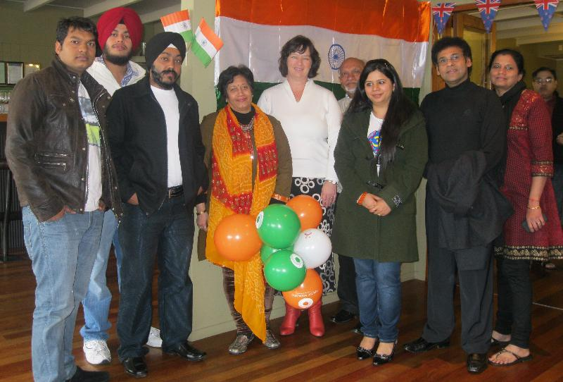 GOPIO Waikato celebrates Independence Day