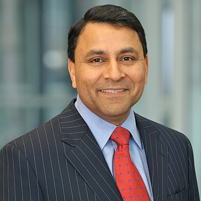Dinesh Paliwal CEO and President of Harman International