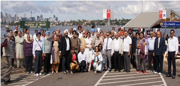 GOPIO Sydney Cruise for Senior Citizens