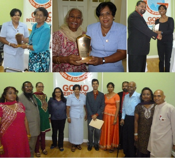 GOPIO International Trinidad and Tobago Chapter organizes conference and presents awards